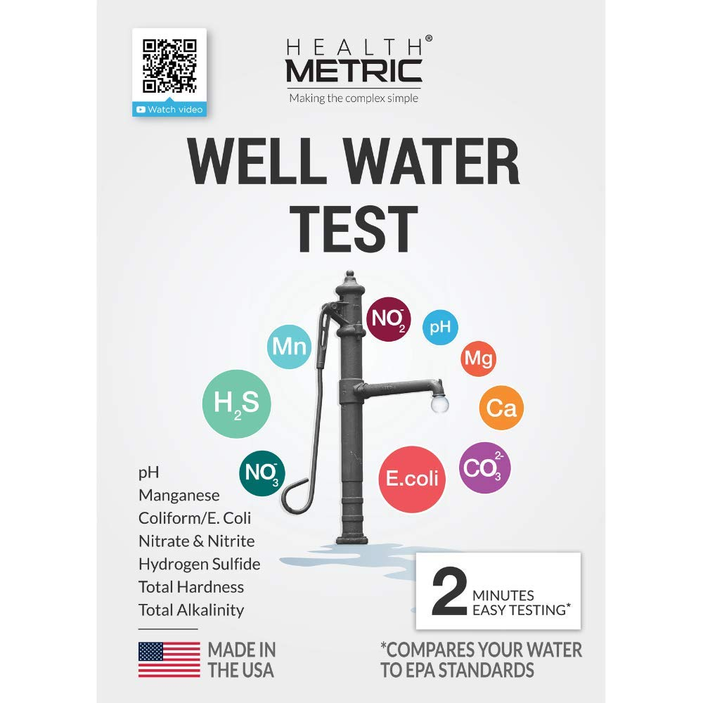 Well Water Test Kit Drinking