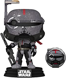 Funko Pop and Pin! Star Wars: Bad Batch - Crosshair (Kamino) Across the Galaxay, Amazon Exclusive