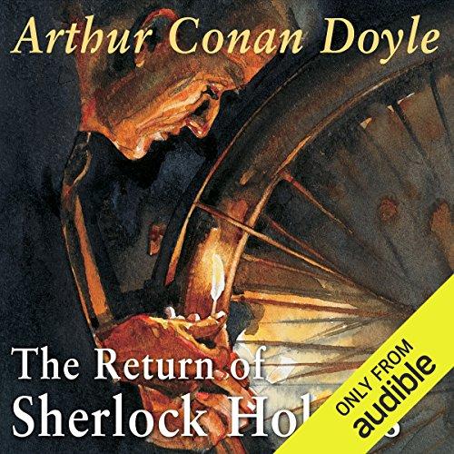 The Return of Sherlock Holmes Titelbild