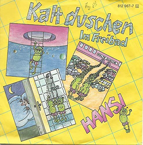 Kalt duschen (1983) / Vinyl single [Vinyl-Single 7'']