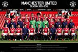 GB Eye 61x 91,5cm Manchester United, Team Photo