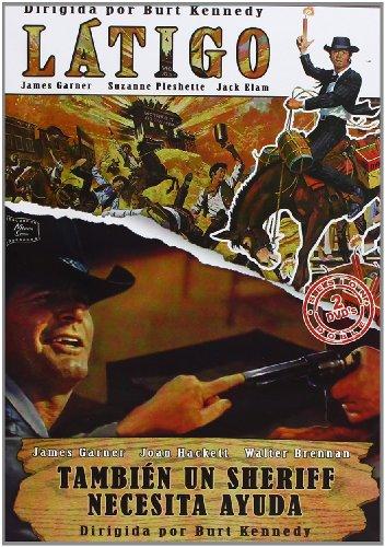 Pack Látigo + También Un Sheriff Necesita Ayuda [DVD]