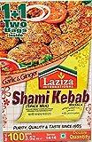 Laziza Shami Kebab Mezcla de especias Masala 100g