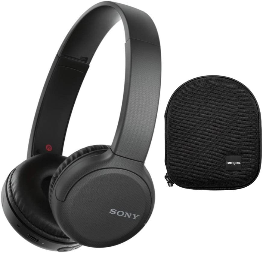 Sony WH-CH510 Wireless On-Ear Headphones WHCH510 B with Bombing new gift work Black