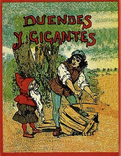 Duendes y gigantes (caja cuentos calleja)