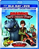 DreamWorks Dragons: Gift of the Night Fury / Book of Dragons Double Pack (Two-Disc Blu-ray/DVD Combo + Online Video Game)