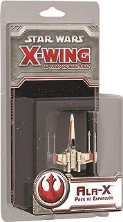 Star Wars UBISWX02 - ala-X, Juego de miniaturas (Edge Entertainment SWX02) - Star Wars. ala X. Expansión X Wing