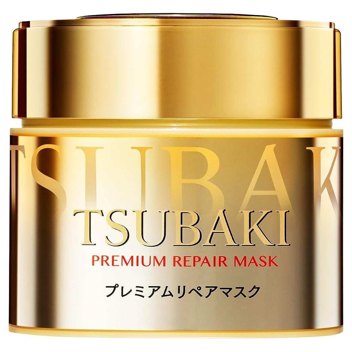 リファイン証明書執着TSUBAKI プレミアムリペアマスク 180g