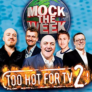 Mock the Week: Too Hot for TV 2 cover art