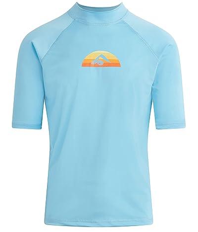 Kanu Surf Mercury Upf 50+ Short Sleeve Sun Protective Rashguard Swim Shirt