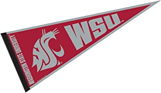 College Flags and Banners Co. Washington State University Pennant Full Size Felt