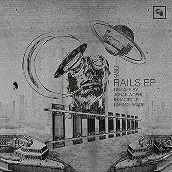 Rails (feat. Jonas Woehl, Innacircle, Lars De Wilde)