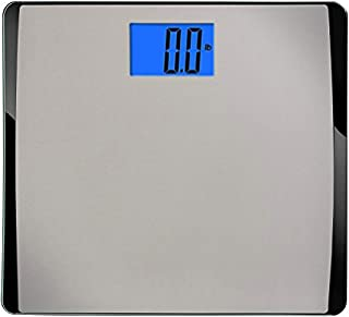 EatSmart Precision 550 Pound Extra-High Capacity Digital Bathroom Scale with Extra-Wide Platform (Limited Edition)