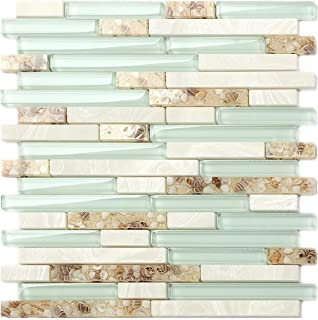 green glass wall tiles