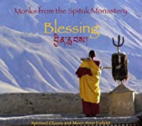 Blessing by Monks From The Spituk Monastery