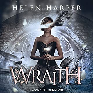 Wraith                   Written by:                                                                                                                                 Helen Harper                               Narrated by:                                                                                                                                 Ruth Urquhart                      Length: 9 hrs and 49 mins     33 ratings     Overall 4.1