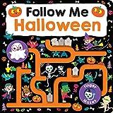 Maze Book: Follow Me Halloween (Finger Mazes)