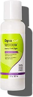 Deva Concepts Devacurl Supercream Coconut Curl Styler Cream, 3 Ounce
