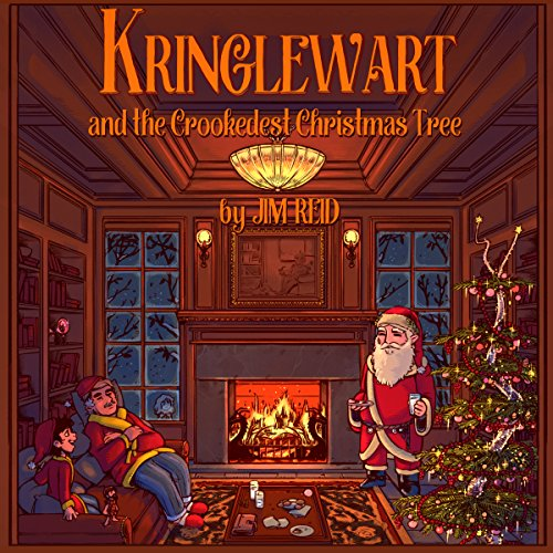 Kringlewart and the Crookedest Christmas Tree  By  cover art