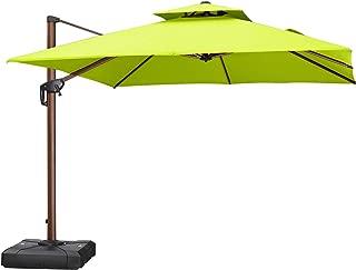 Best cantilever umbrella 10 square Reviews