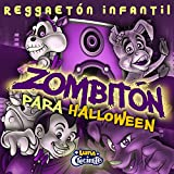 Zombitón Para Halloween Reggaetón Infantil