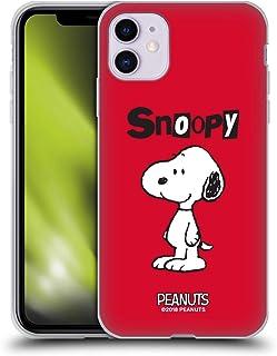 Head Case Designs Head Case Designs Offizielle Peanuts Snoopy Persöhnlichkeiten Soft Gel Handyhülle Hülle Huelle kompatibel mit Apple iPhone 11