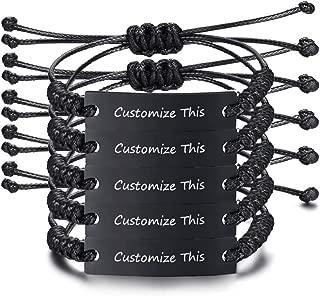 Best custom guy bracelets Reviews