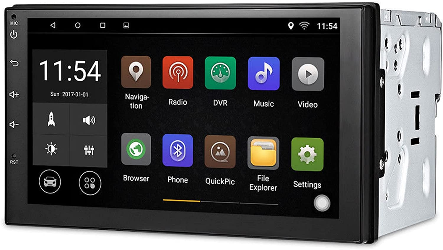 YHWL Car MP5 Player Sale special price with 7 free shipping Integrated V Inch System Navigation