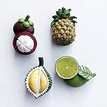 SUXIAO Granada roja Fruta del dragón Decoración del refrigerador ...