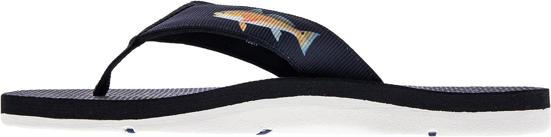 Scott Hawaii Ranking TOP3 Men's Kaikane Sandal wit Outstanding Flop Nylon Flip Rubber