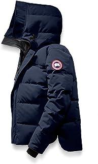 [カナダグース] CANADA GOOSE Men`s Macmillan Slim Fit Down Jacket メンズパーカー [Atlantic Navy] [並行輸入品]