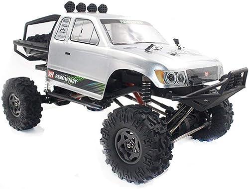 Más asequible ASD Control Remoto del del del Coche 30 km h RC Coche 4WD Control RC Coche de Radio de Coche 2.4 GHz 1 10 Todoterreno Rock Crawler RC Monster Truck  descuento de ventas en línea