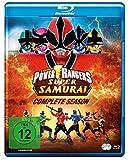 Power Rangers - Super Samurai - Die komplette Serie [Francia] [Blu-ray]