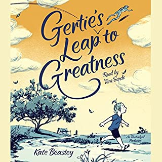 Gertie's Leap to Greatness cover art