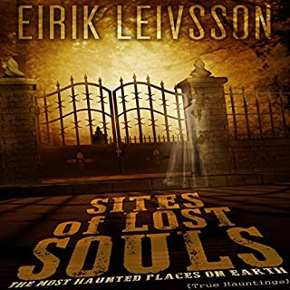 Sites of Lost Souls audiobook cover art