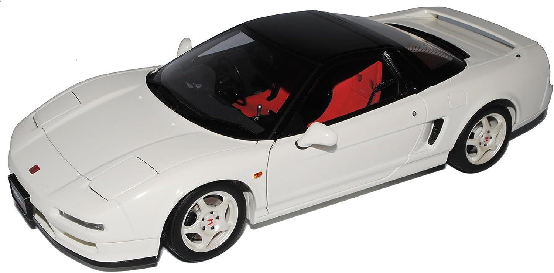 AUTOart Honda NSX Type R NA1 Coupe Weiss 1992 73296 1 18 Modell Auto