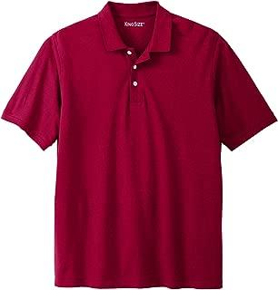 Men's Big & Tall Pique Polo Shirt