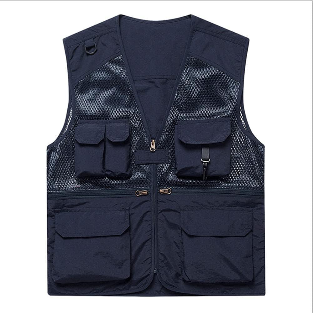 Fishing Vests for outlet Men Vest Multi-Pocket Surprise price Photography