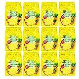 東ハト 果実のキャラメルコーンパイン味 65g ×12袋