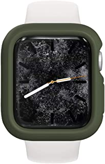 RhinoShield Bumper Case compatible with Apple Watch Series 3 / 2 / 1 - [38mm]   Slim Protective Cover, Lightweight and Sho...