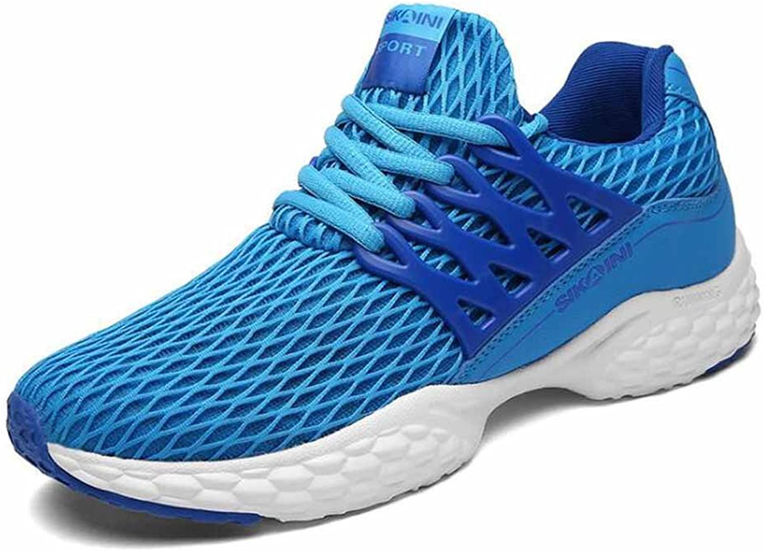 GLSHI Men Casual Athletic shoes Autumn New Students Sports Hiking shoes Breathable Mesh Sneakers