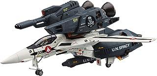ハセガワ 超時空要塞マクロス VF-1S/A ストライク/スーパーバルキリー スカル小隊 1/48スケール プラモデル MC03