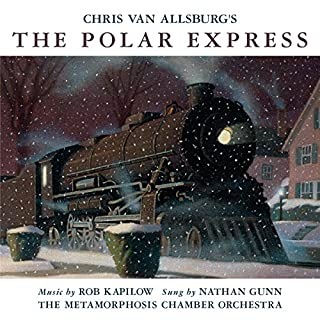 The Polar Express and Dr. Seuss's Gertrude cover art