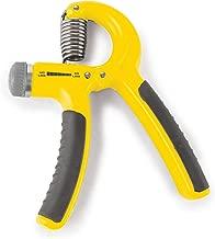 Everlast P00000390 Low Tension Adjustable Hand Grip, Yellow/Black