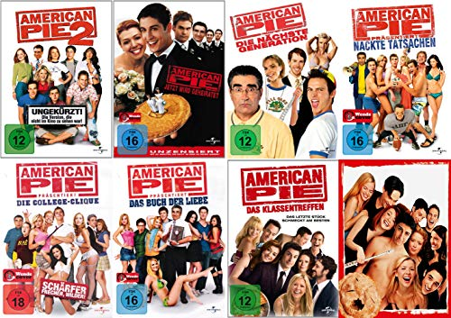 American Pie 2 - 8 Collection [7er DVD-Set]