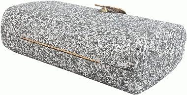 Damen-Clutch, Glitzer, Abendtasche, Brautschmuck, Cocktail-Clutch, Handtasche
