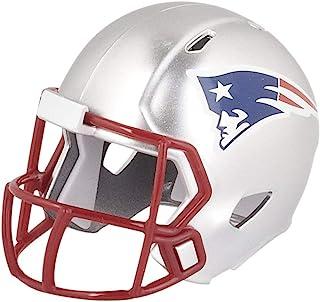 Nowy Anglia Patriots NFL Riddell Speed Pocket Pro Micro / Kieszonka / Mini kask piłkarski
