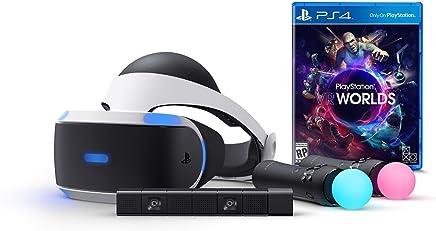Oculos Playstation Vr Ps4 Launch Bundle