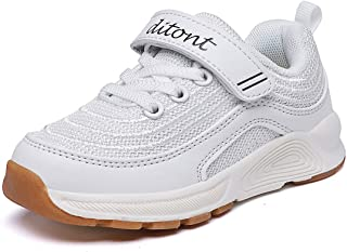 ditont Kids Boys Girls Toddler Lightweight Walking Shoes Casual Fashion Sneakers