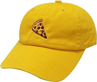 620b6c747b754 City Hunter C104 Pepperoni Pizza Cotton Baseball Dad Caps 14 Colors